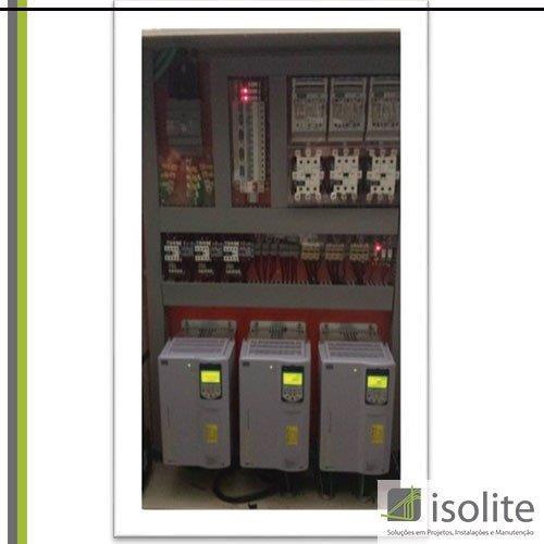 Serviço de instalações térmicas
