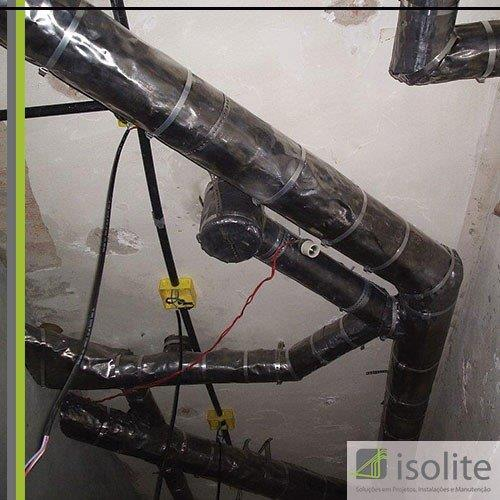 Isolamento acustico industrial sp