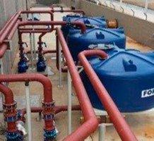 Sistema de Água Gelada e Água Industrial