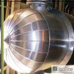 Isolamento térmico em tanques