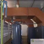 Serviços de funilaria industrial