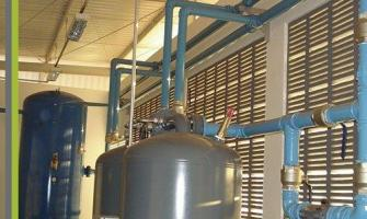 Instalação rede de ar comprimido